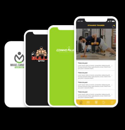 Conheça o aplicativo personalizado